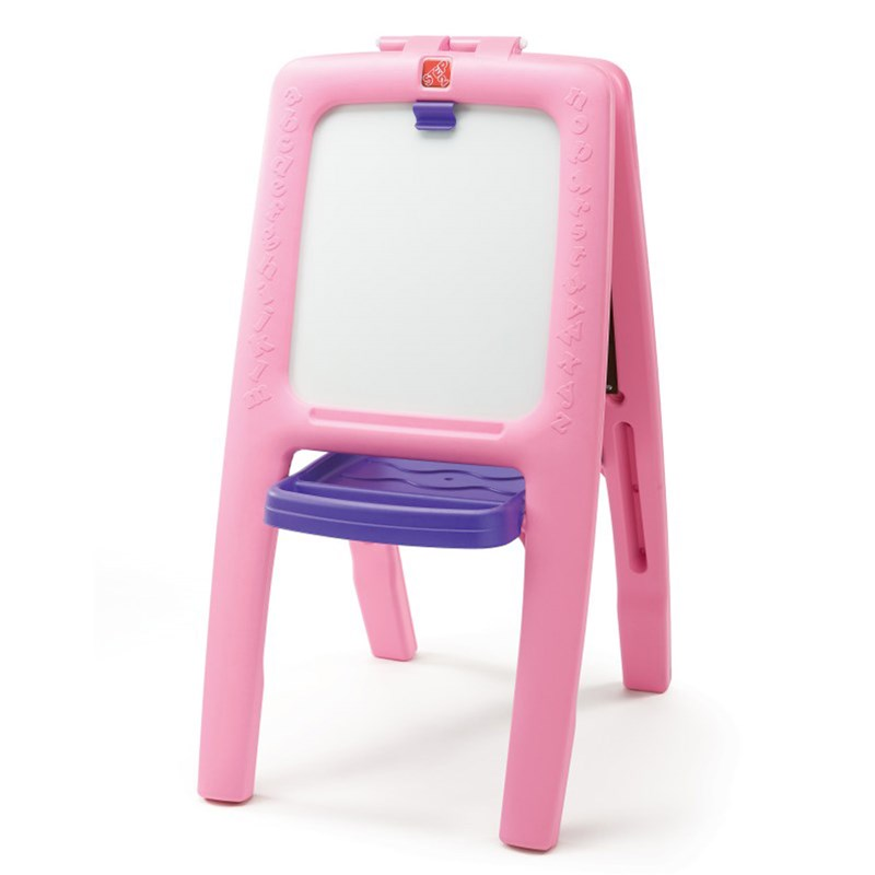 Step2 Easel for Two Pink 3+ years