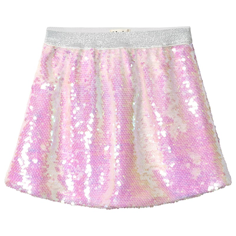 Opalescent Sequin Skirt4 years