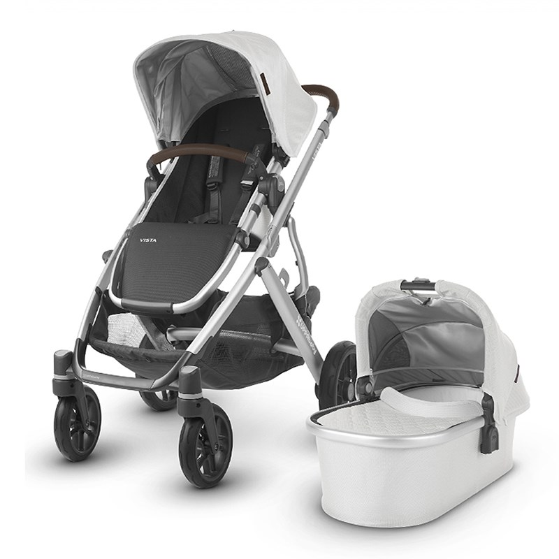 UPPAbaby Vista Stroller Bryce Silver One Size