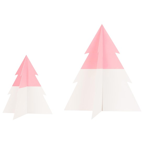 My Little Day Two-Colored Christmas Tree - Light Pink - Small