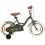 STOY Cykel 14 Vintage Army Green