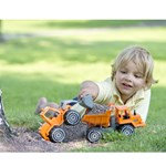 Plasto Dumptruck Orange