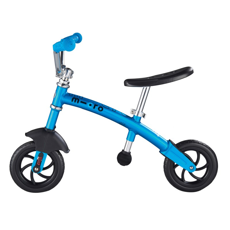 Micro Springcykel G-Bike Chopper Deluxe Blue 24 months – 5 years
