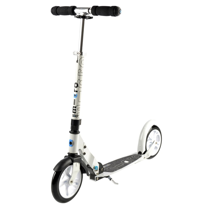Micro Sparkcykel Classic Big Wheel Vit 9+ years