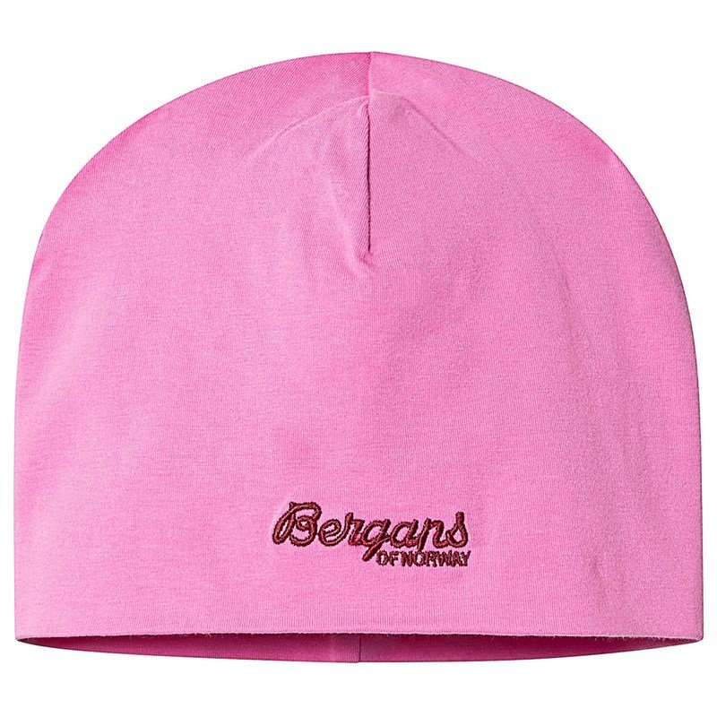 Bergans Kids Mössa Light Cerise 50 cm