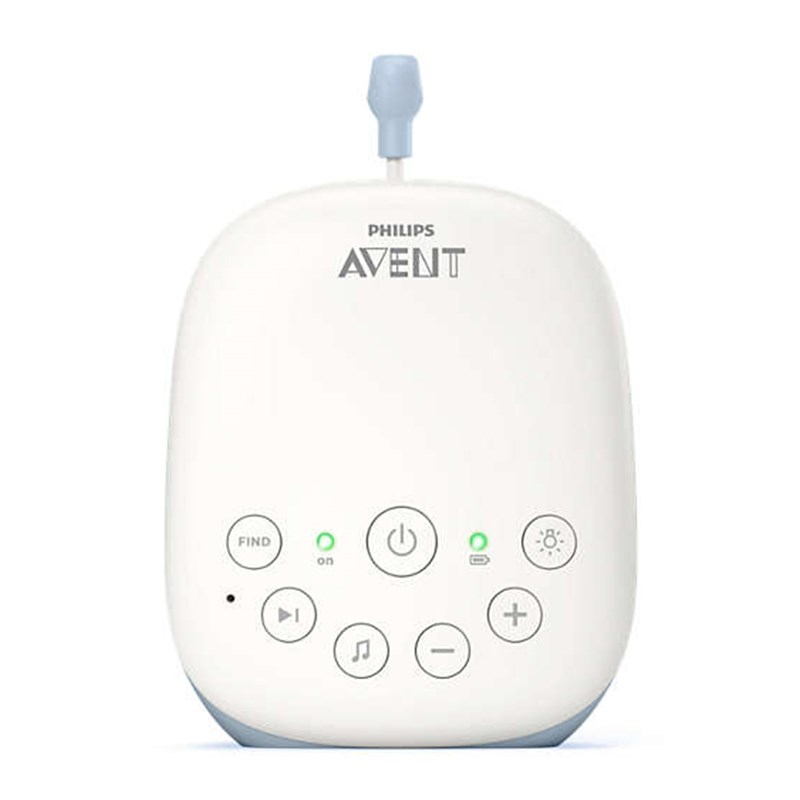 Philips Avent DECT Baby Monitor, 100% private, no interference. Crystal clear sound and up to 24 hours monitoring One Size
