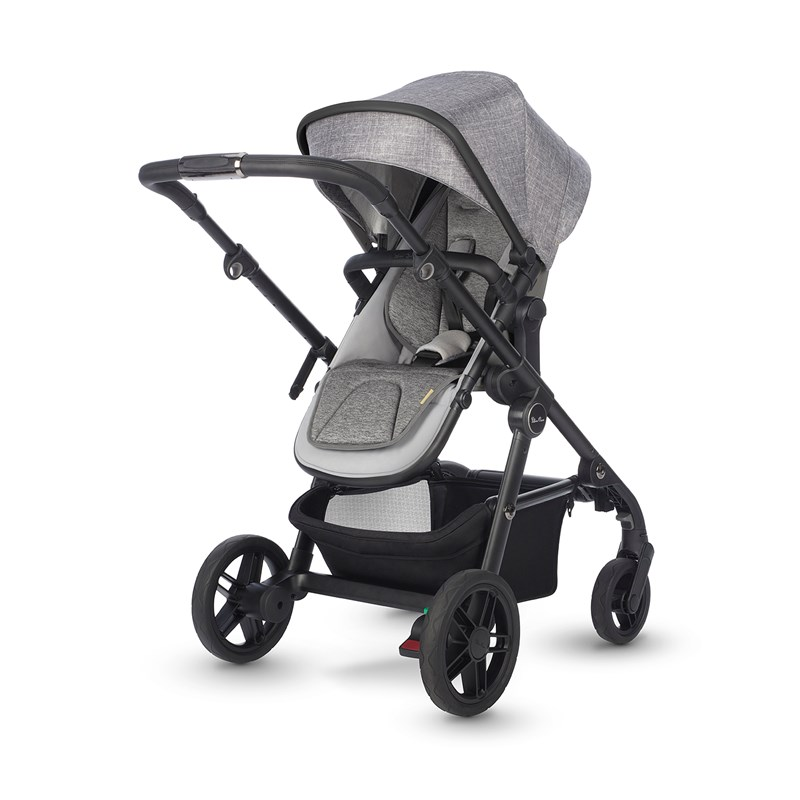 Silver Cross Coast Stroller Limestone Coast Stroller & Carrycot Lime