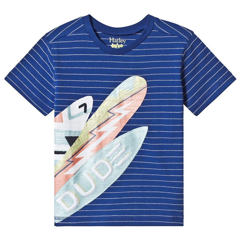 Hatley Surf Dude Graphic T-shirt 2 years