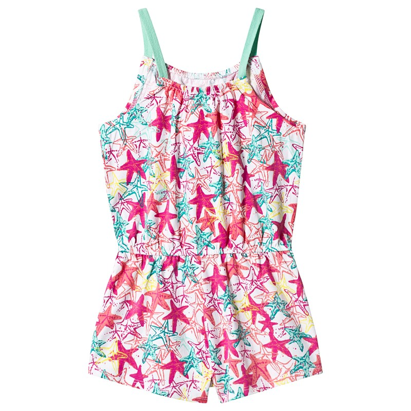 Hatley Snazzy Starfish Romper 6 years