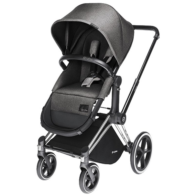 Cybex Priam 2-in-1 Platinum Line Manhattan Grey One Size