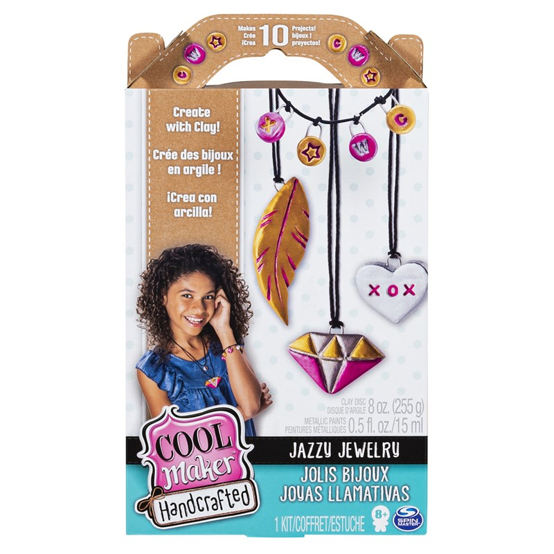 Cool Maker Jazzy Jewelry 8+ years