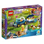 LEGO Friends 41364 LEGO® Friends Stephanies Buggy med Släp