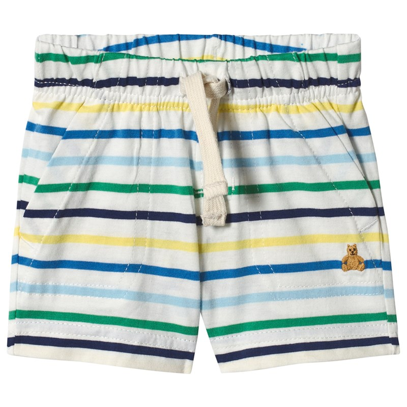 Gap Randiga Shorts New Off White 3-6 mån