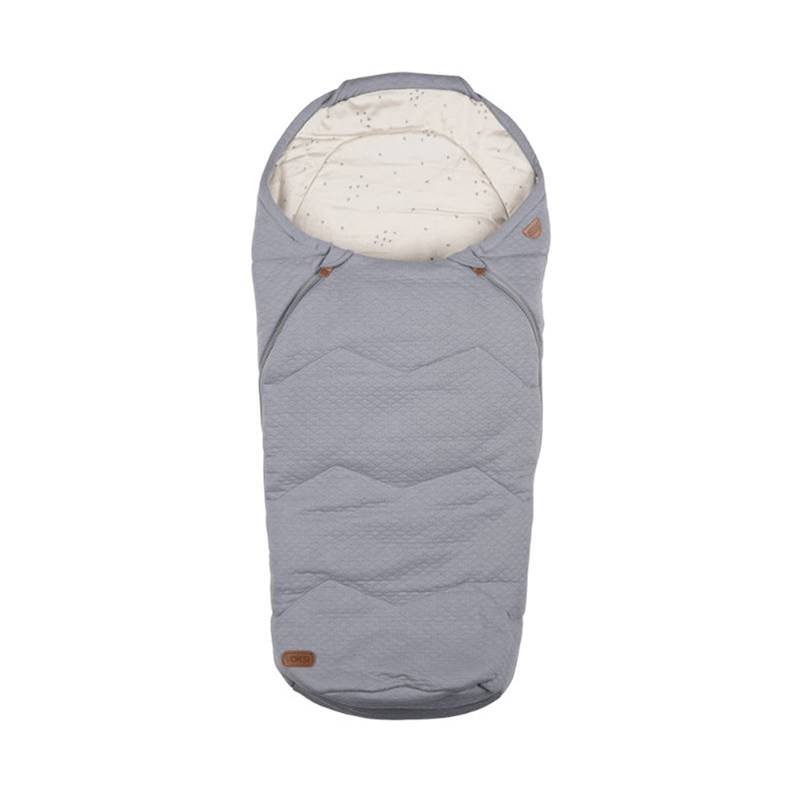 Voksi Voksi Breeze Light Grey Star One Size