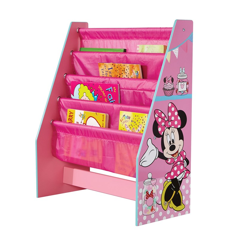 Disney Minnie Mouse Minnie Mouse Kids Sling Bookcase One Size