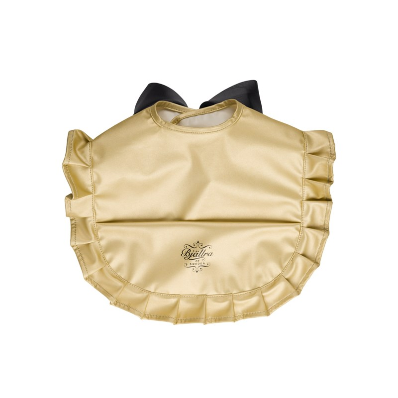 Bjällra of Sweden Bib Gold One Size