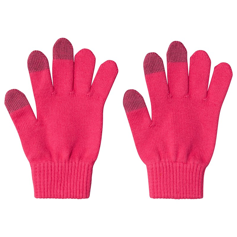 Reima Gloves (knitted), Ahven Candy pink 7 (10-12 V)