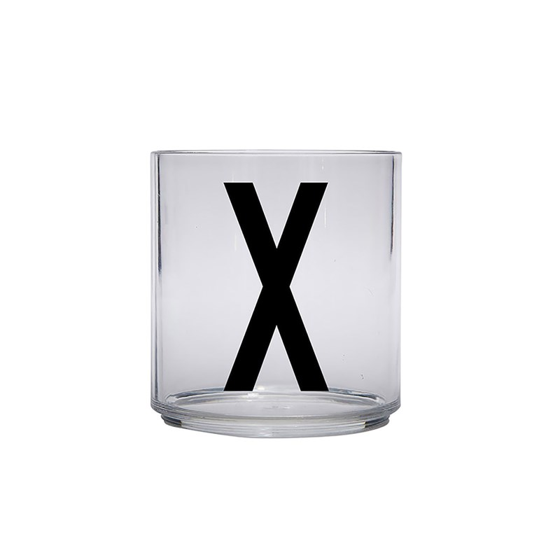 Design Letters Kids Personal Drinking glass X One Size