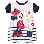 Disney Minnie Mouse Romper Marinblå