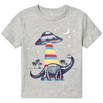 Gap April T-Shirt Light Heather Grey