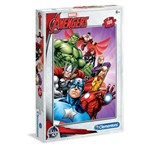 Clementoni Puzzles Marvel The Avengers Barn Pussel 100 Delar