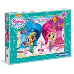 Clementoni Puzzles Shimmer And Shine Barn Pussel 100 Delar