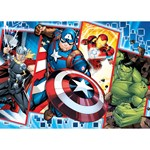 Clementoni Puzzles Marvel The Avengers Barn Pussel 180 Delar