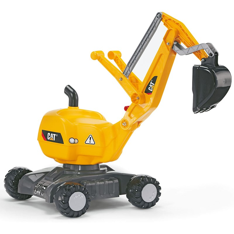 Rolly Toys Rolly Digger Cat 3 - 5 years