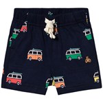 Gap Van Pull-On Shorts Dark Night