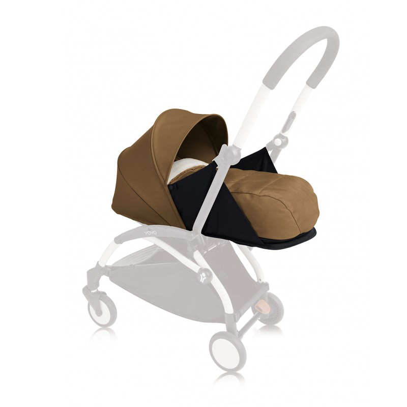 Bilde av Babyzen Yoyo + 0+ Carrycot Color Pack Toffee One Size