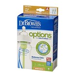 DrBrown 2-Pack Options™ Wide-Neck Nappflaska 270 ml