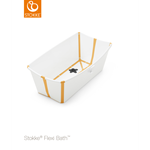 Stokke Flexi Bath® Bundle Vit/Gul