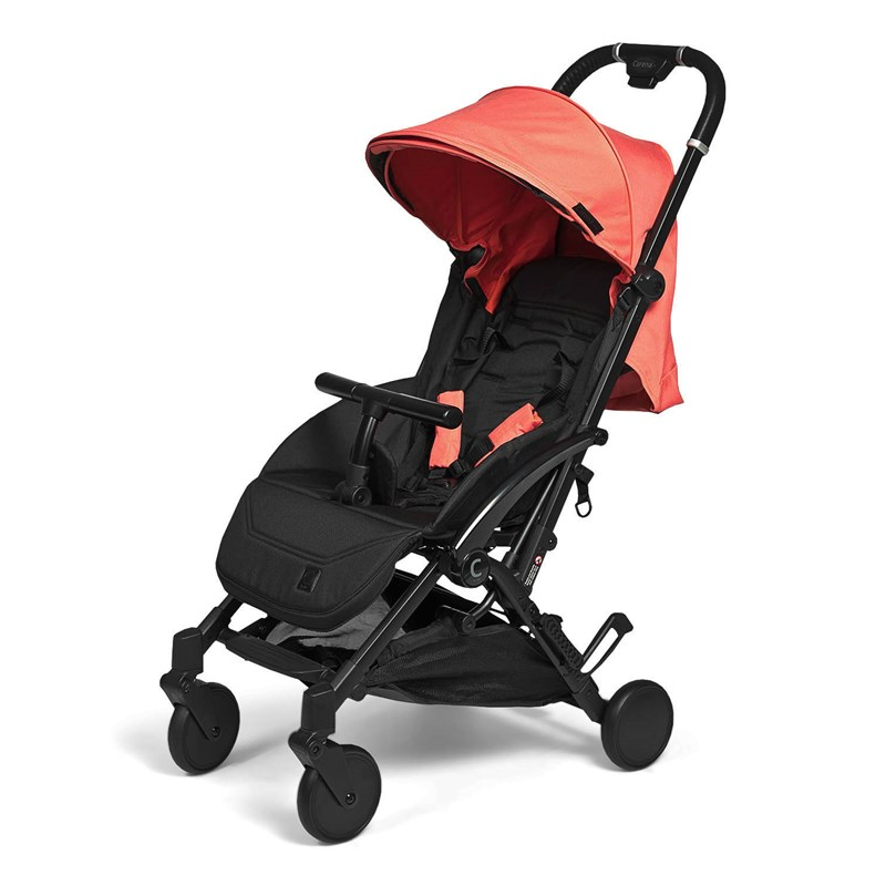 Carena Kobbe Trend Resevagn Ruby Red One Size