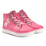 Hatley Sparkle Horse Hi Top Sneakers Multi