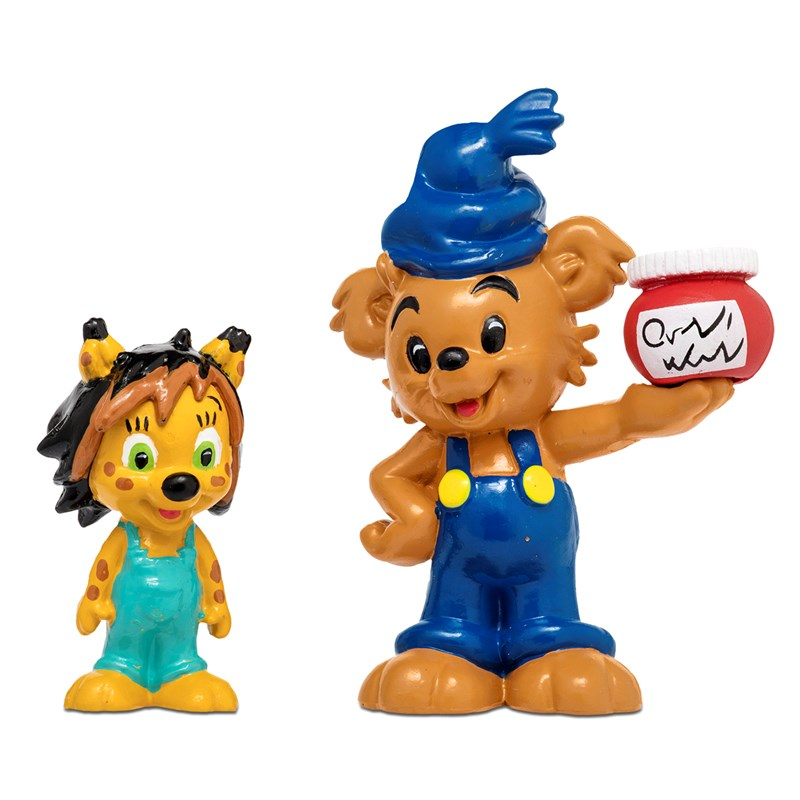 Bamse Bamse & Lova Figurine set 3+ years