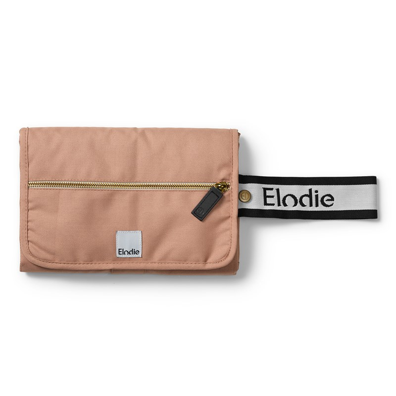 Elodie Bärbar Skötbädd Faded Rose One Size
