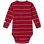 ebbe Kids Archie Baby Body Cherry Red/Rosa