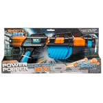 Atomic Power Popper Double Barrel Foam Popper 18X