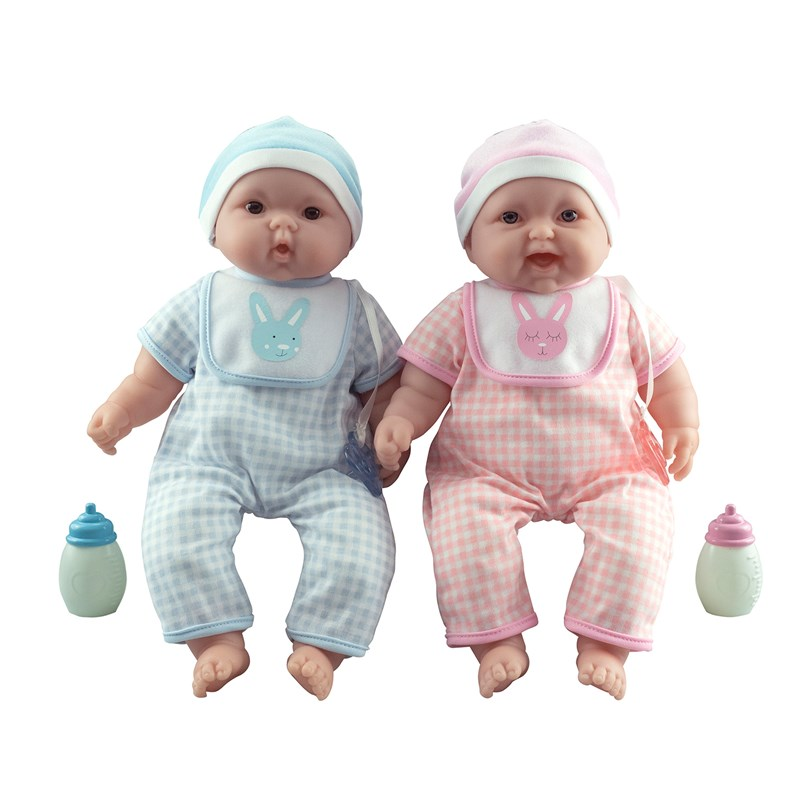 JC Toys Lots to Cuddle Baby Tvillingar 24+ months