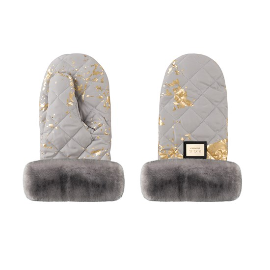 Bjällra of Sweden Handmuffar Grey Golden Collection