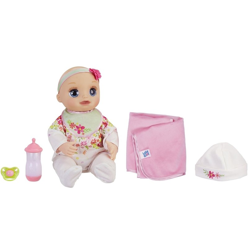 Hasbro Baby Alive Real As Can Be Baby Docka 3+ år