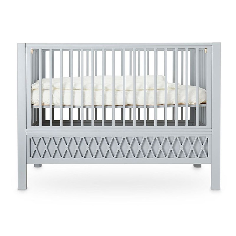 Cam Cam Harlequin Baby Bed Grey One Size