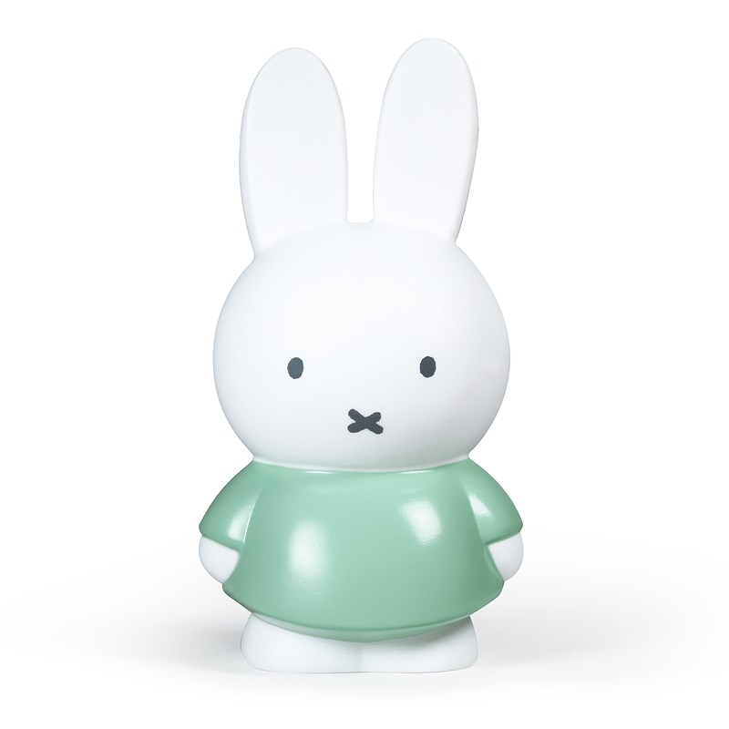 Bilde av Atelier Pierre Junior Miffy Money Box Medium Moody Green One Size