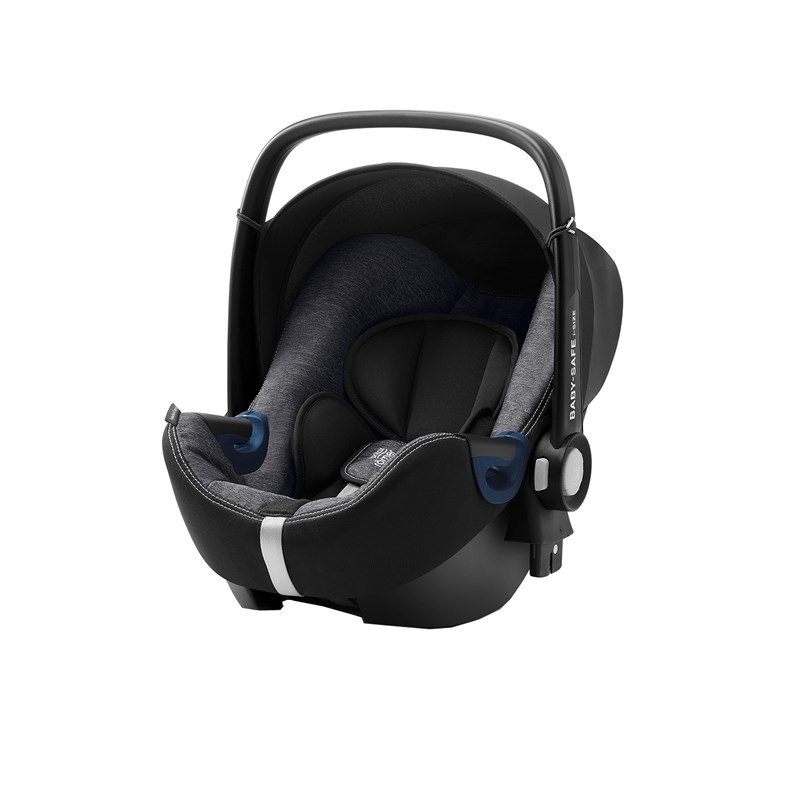 Britax Baby-Safe² i-Size Babyskydd Graphite Marble One Size