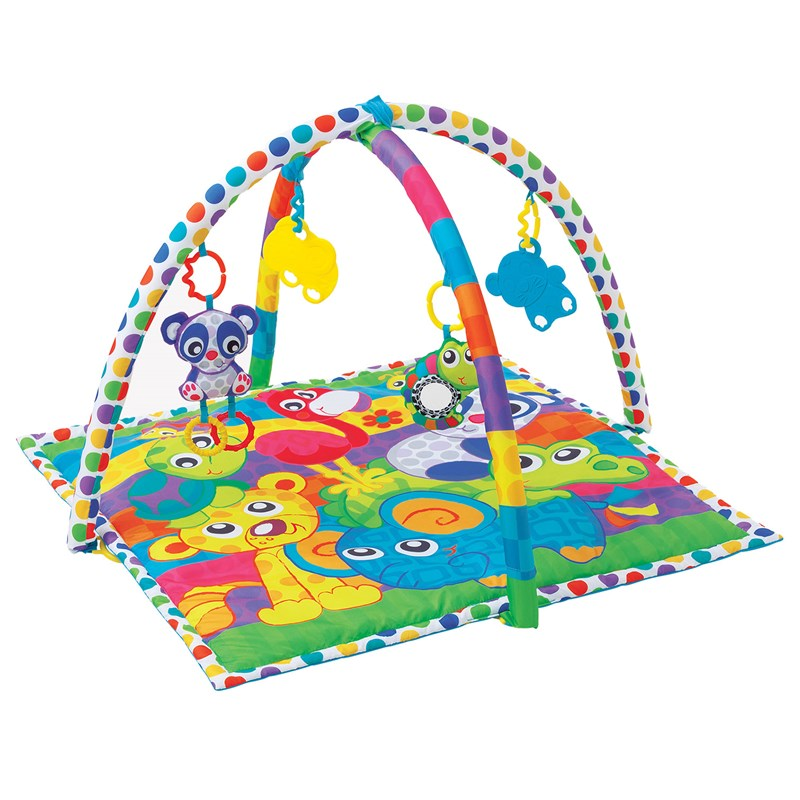 Playgro Linking Animal Friends Playgym One Size