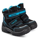 Superfit Snowcat Stövlar Black/Blue