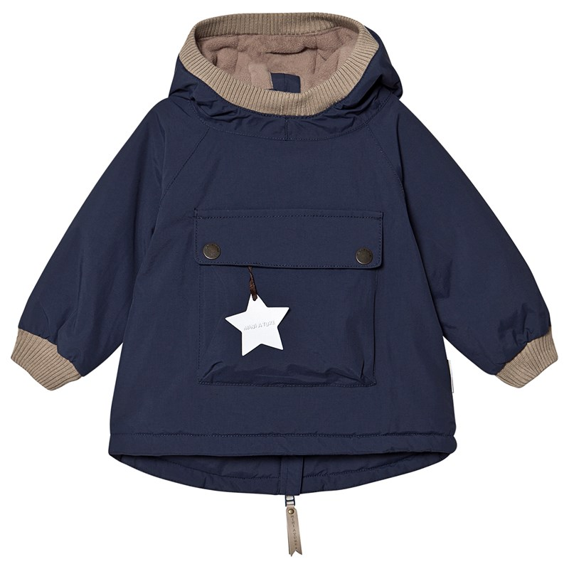 Mini A Ture Baby Wen Peacoat Blue 74 cm (6-9 mdr)