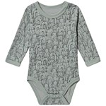 Hust&Claire Baloo Baby Body Jade green