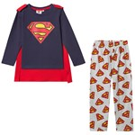 Superman Superman Pyjamas Peacoat