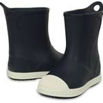 Crocs Navy Bump It Welly Boots